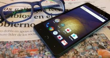 BQ Aquaris U se actualiza a Android 7.1.1 Nougat