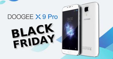 Oferta: Doogee X9 Pro por 65 euros durante el Black Friday