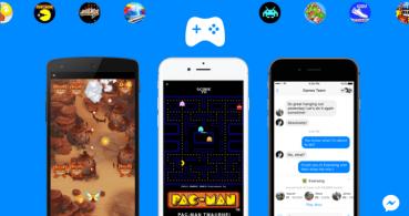 Los nuevos Instant Games permiten jugar desde Facebook Messenger