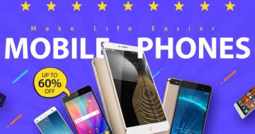 Oferta: los mejores smartphones rebajados en GearBest por tiempo limitado