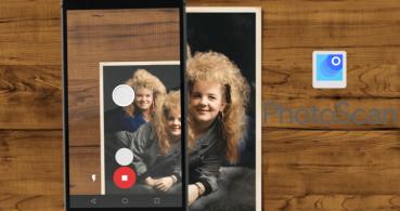 Google PhotoScan, escanea y guarda fotos antiguas