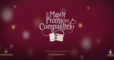 Ya puedes ver el anuncio de la Lotería de Navidad 2016