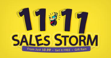 Grandes ofertas tecnológicas en GearBest por el 11/11