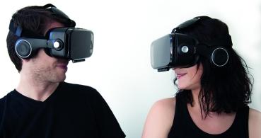 Orange VR1, unas gafas de realidad virtual de bajo coste