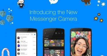 Facebook Messenger mejora su cámara con máscaras, efectos 3D y filtros
