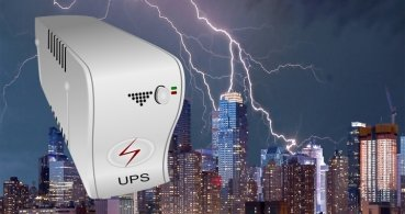 Cómo proteger tus dispositivos de los rayos y las tormentas