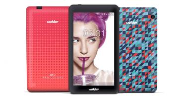 Wolder miTab Pro Colors, una tablet de 7 pulgadas con un gran diseño