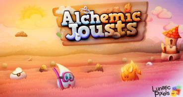 Probamos Alchemic Jousts, el juego español de combate elemental en 2D