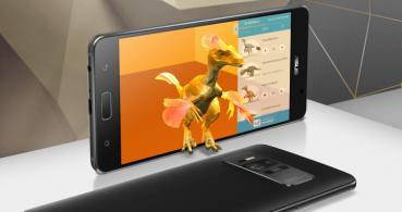 Asus ZenFone AR, un smartphone para la realidad virtual y aumentada