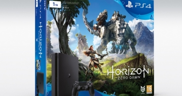 Sony anuncia el Pack especial de PlayStation 4 y Horizon: Zero Dawn