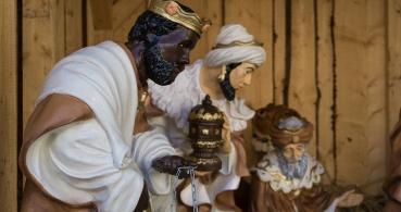 Desea un feliz día de los Reyes Magos a través de Facebook