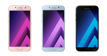 Samsung Galaxy A (2017) son oficiales, conoce todos sus detalles