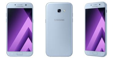 Oferta: Samsung Galaxy A5 (2017) baja a los 328 euros