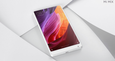 Xiaomi Mi Mix en color blanco ya es oficial