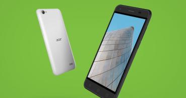 Acer Liquid Z6E, el nuevo smartphone asequible