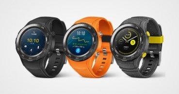 Huawei Watch 2 será presentado en el MWC: conoce todos los detalles ya