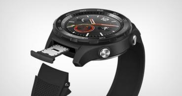 Huawei Watch 2 ya es oficial