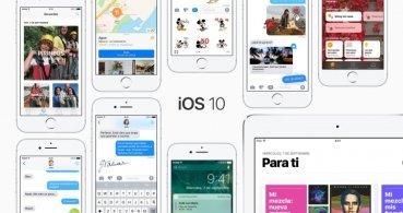 Toda la información sobre iOS 10, novedad a novedad