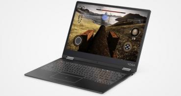 Lenovo Yoga A12, un portátil convertible con teclado táctil