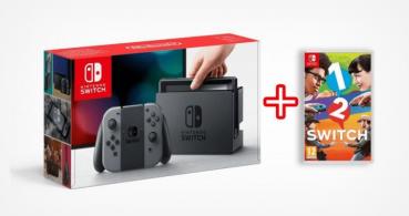 Oferta: reserva Nintendo Switch con 1-2 Switch al precio más bajo