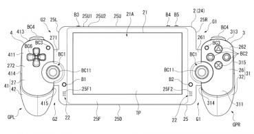 Sony trabajaría en una portátil al estilo de Nintendo Switch