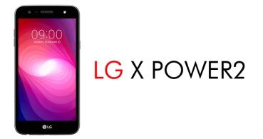 LG X Power 2 ya es oficial: conoce los detalles