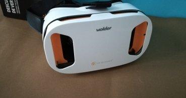Review: Wolder VR Glasses, unas gafas de realidad virtual muy asequibles