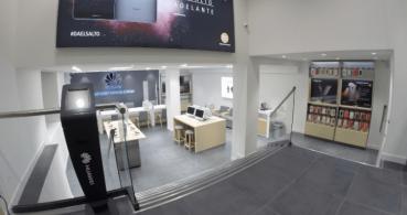 Huawei abre en Madrid su primer centro de atención al cliente