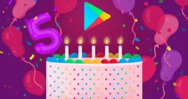 Google Play cumple 5 años: lo más descargado