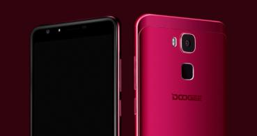 Doogee Y6, el smartphone en color rojo que se adelantó al iPhone 7