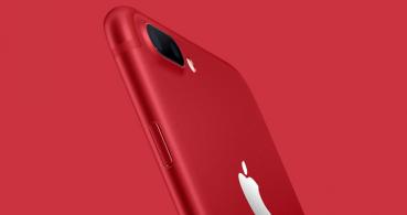 iPhone 7 e iPhone 7 Plus Product Red, la edición en rojo con fines solidarios