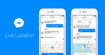 Facebook Messenger ya permite compartir tu ubicación en tiempo real