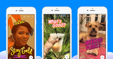 Messenger Day, llegan las historias al estilo Snapchat a Facebook Messenger