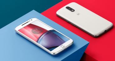 Android 7.0 Nougat empieza a llegar al Moto G4 y G4 Plus