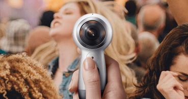 Samsung Gear 360, la renovación de la cámara que graba en 360 grados