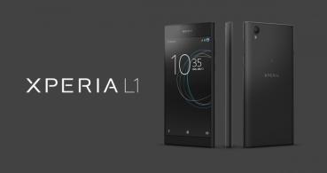 Sony Xperia L1 ya disponible oficialmente en España