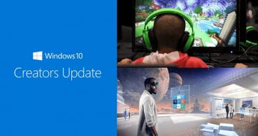 Windows 10 Creators Update ya está disponible oficialmente para actualizar