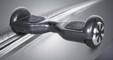 Megawheels TW01, el hoverboard con batería 100% segura