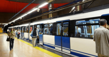 Un dispositivo portátil explota espontáneamente en el Metro de Madrid