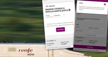 Ya puedes llevar el billete PDF de Renfe en el móvil