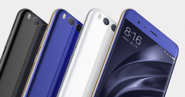 Xiaomi Mi6 estará disponible en color blanco