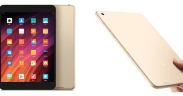 Xiaomi Mi Pad 3 se presenta, descubre sus especificaciones