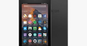 Amazon lanza los nuevos Fire 7 y Fire HD 8