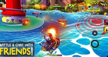 Battle Bay, el nuevo juego de los creadores de Angry Birds