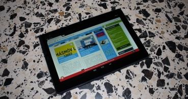 Review: Energy Tablet Pro 3, un tablet con un buen diseño e interesantes especificaciones