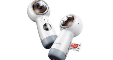 Samsung lanza la nueva versión de su cámara Gear 360 en España