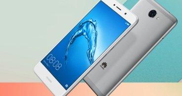 Huawei Y7, otro gama baja ya es oficial