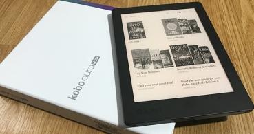 Review: Kobo Aura H2O (2017), un e-reader resistente al agua