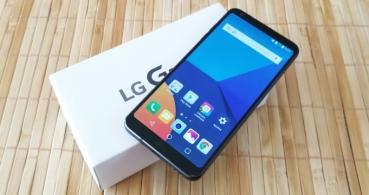Review: LG G6, un smartphone con cámara dual y una pantalla espectacular