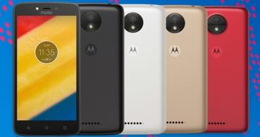 Moto C y Moto C Plus son oficiales: características y precio
